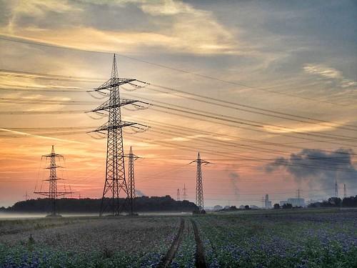 sky cloud nature weather sunrise germany outdoors deutschland morgen nordrheinwestfalen