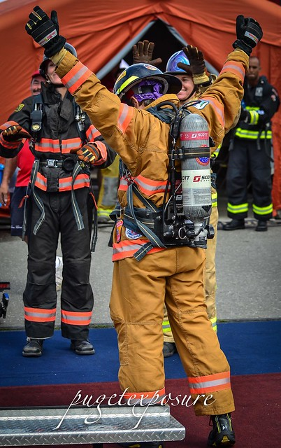 Scott Firefighter Challenge Everett 2013