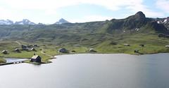 Melchsee-Frutt – překrásné horské jezero a výhled na Titlis