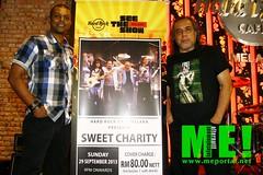 Sweet Charity Live At Hard Rock Cafe Melaka