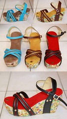 July 2013 Heeled Sandals and Wedges