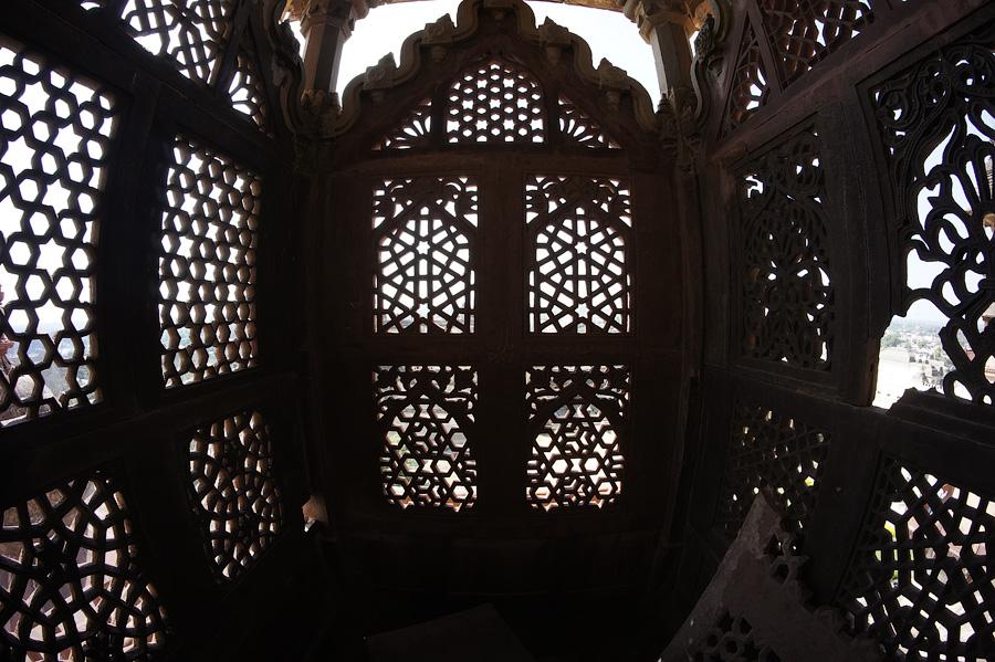 Винтажные балконы Джехангир Махала © Kartzon Dream - авторские путешествия, авторские туры в Индию, тревел фото, тревел видео, фототуры