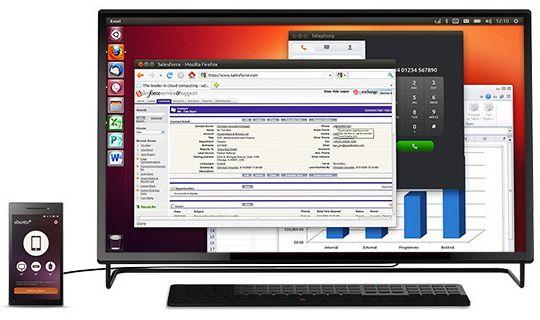 Дата выхода Ubuntu Touch OS
