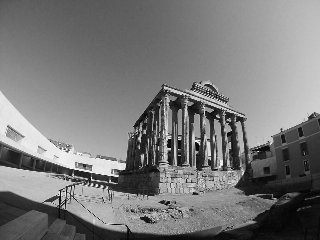 Templo de Diana_intervención_José María Sánchez II