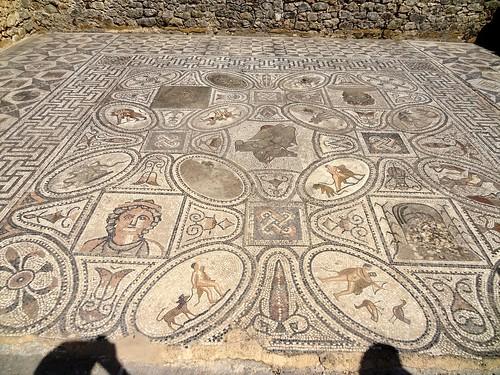 الاثار الروماني في وليلي