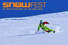 SNOWfest 2014 ve Svatém Mořici