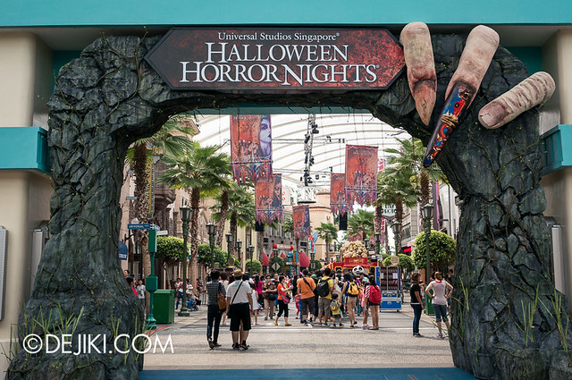 HHN3 Before Dark 2 - Sisters' Welcome