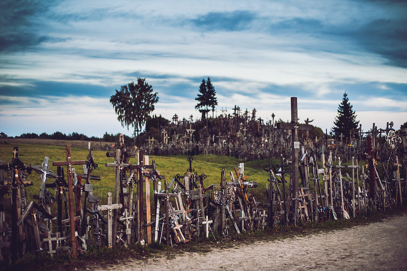 Kryžių kalnas | Hill of Crosses, Lithuania #278/365