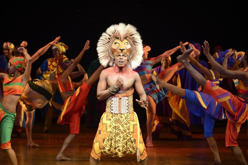 Lion King opening on 60% sales