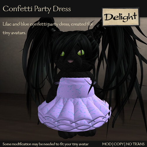 Confetti Party Dress