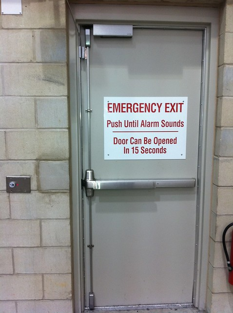 Emergency Exit Definition Meaning