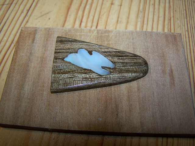 Blue Jay Inlay