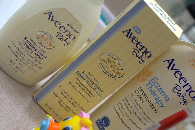 AVEENO Baby collection giveaway!