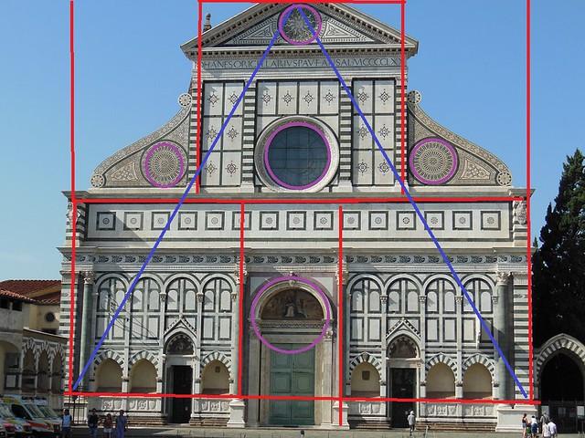 Se or del biombo lecciones sobre renacimiento la for Architecture quattrocento