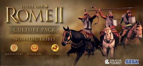 Total War: ROME II - Nomadic Tribes DLC