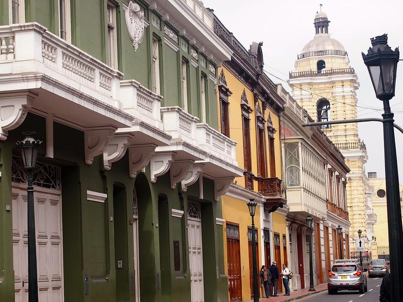 Centro Lima - Lima, Peru