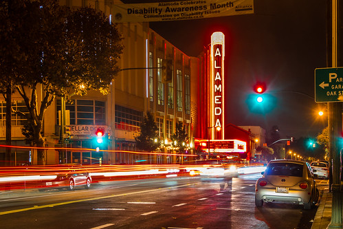 Historic Alameda Theater - cover