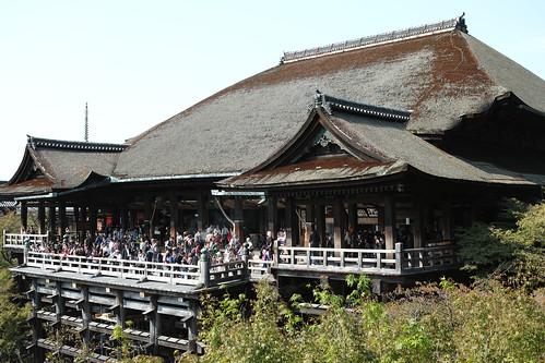清水寺kiyomizudera