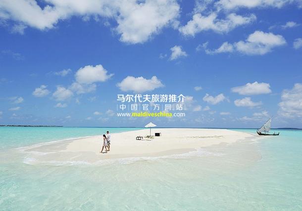 马尔代夫北部环礁