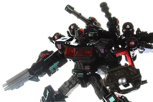 Black Optimus Prime