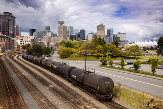 Today in Vancouver: Railways Take You Places