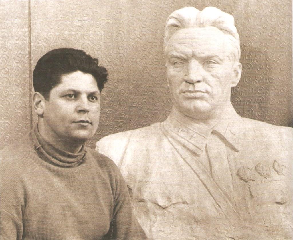 Петин и Чкалов 1940 из альбома