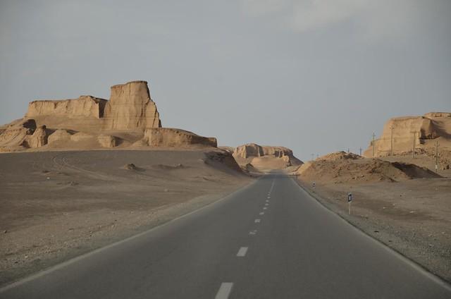 Carretera de los Kaluts