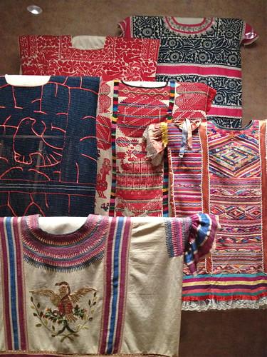 Ethnographic Museum - Oaxaca textiles