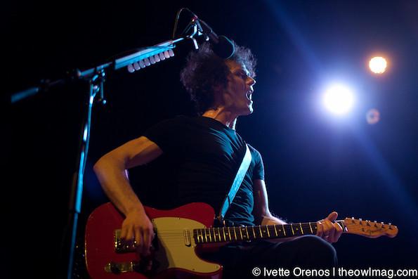 The Fratellis @ The Fonda Theatre, LA 11/12/13