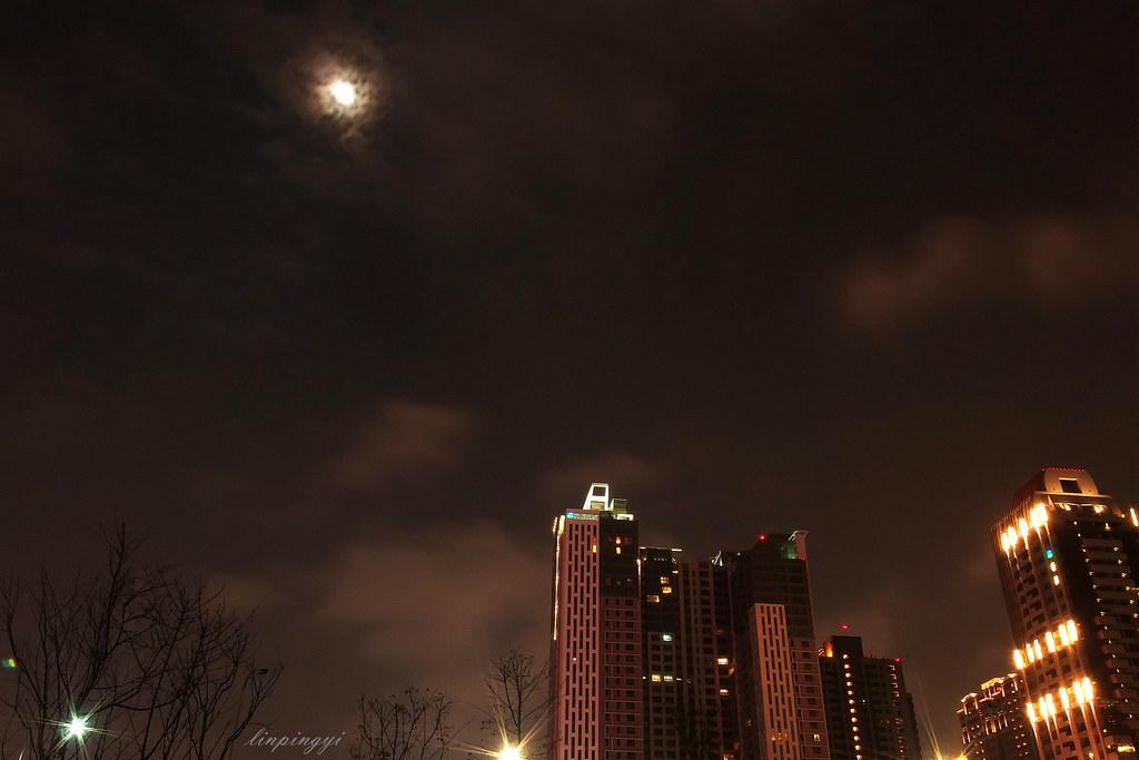 夜間實拍 MX-1
