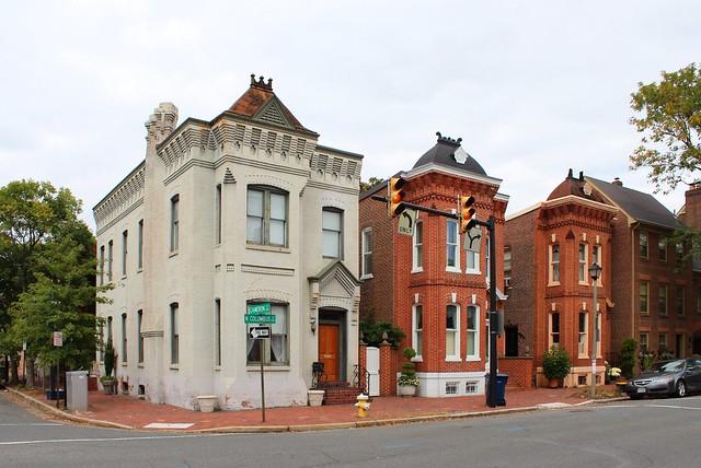 Columbus Street Houses