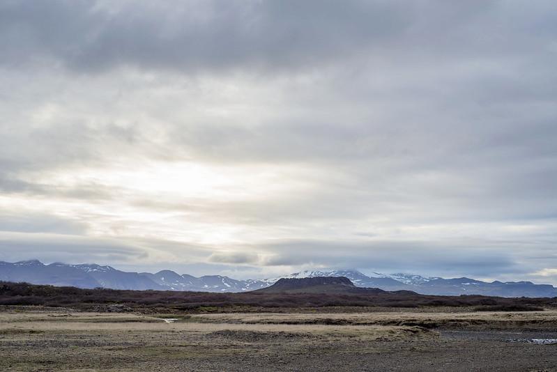 Eldborg crater - Iceland