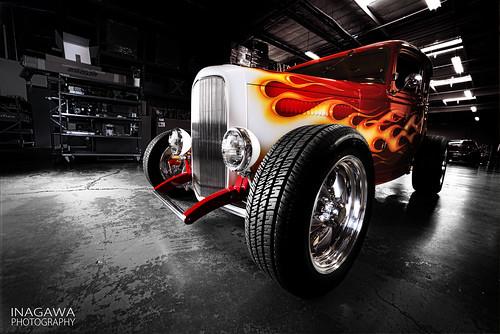 Ford 1932 Edelbrock Edition - Front by Kazumichi Inagawa