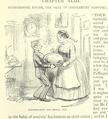 """British Library digitised image from page 331 of """"Mr. Sponge's Sporting Tour ... The Jorrocks edition"""""""