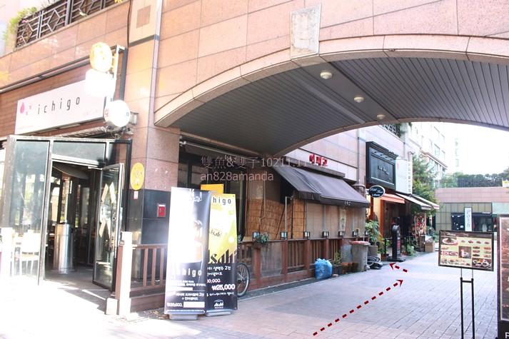 54亭子洞咖啡街