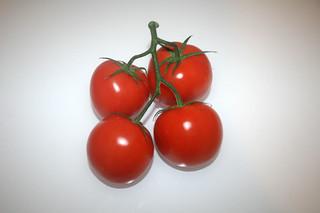 03 - Zutat Strauchtomaten / Ingredient tomatoes