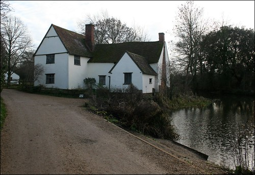 Willy Lott's Cottage, Flatford