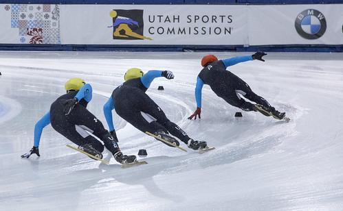 US Speed Skating Trials (1500m)