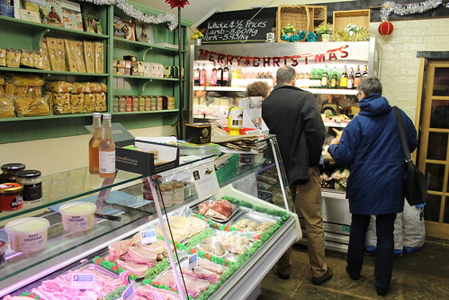Northfield farm shop