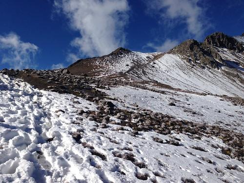 Nevado de Toluca Long RunMX 2014