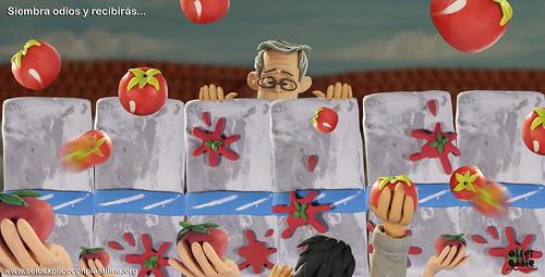 Tomates para Uribe by alter eddie