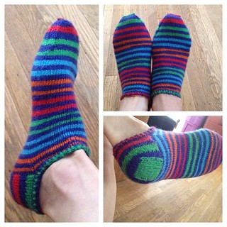 Second Socks FO