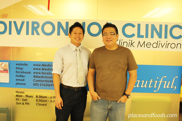 vanquish with dr chen uoa mediviron clinic