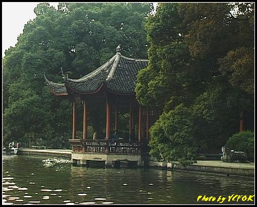 杭州 西湖 (其他景點) - 167 (白堤上的西湖十景之 平湖秋月)