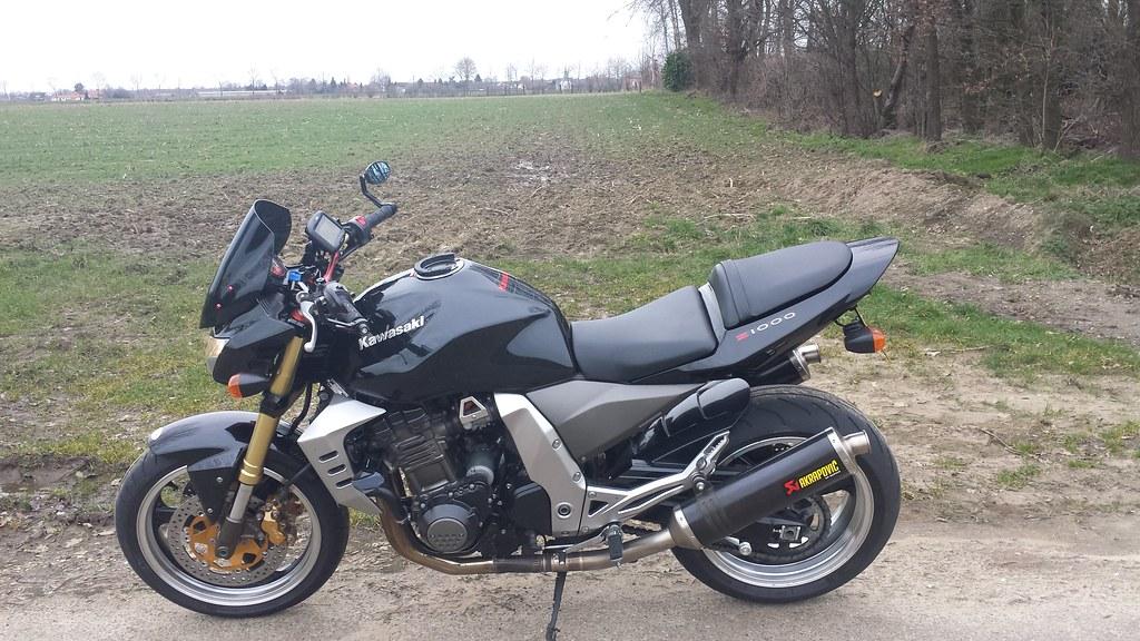 Kawasaki Z1000 Z750[s][r] plaza deeltje 66 - Naked bikes