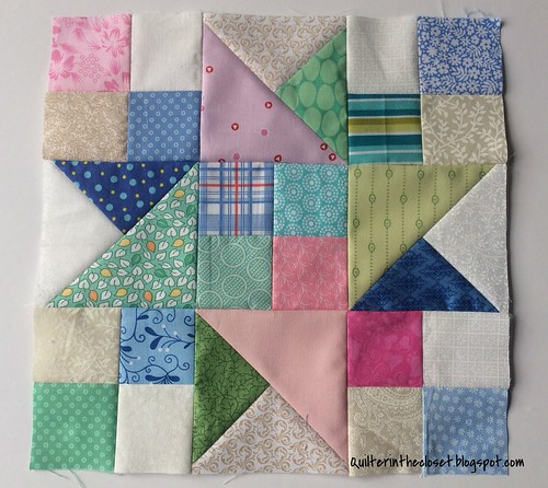 scrapitute block for Frances