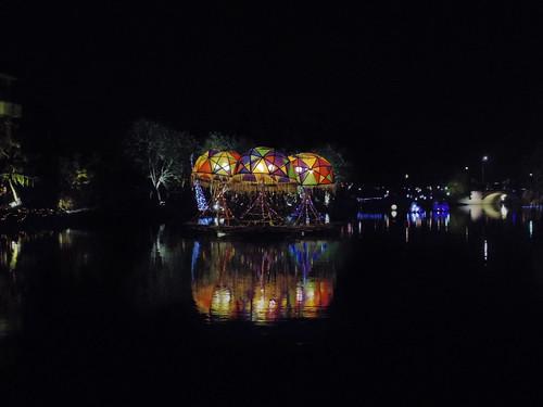 Q7 新年隨手拍- 台南孔廟、月津港燈節