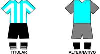 Uniforme Selección Tobateña de Fútbol