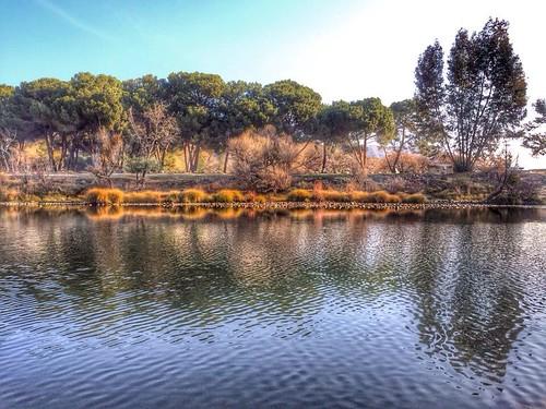 river landscape ios hdr wintonpark