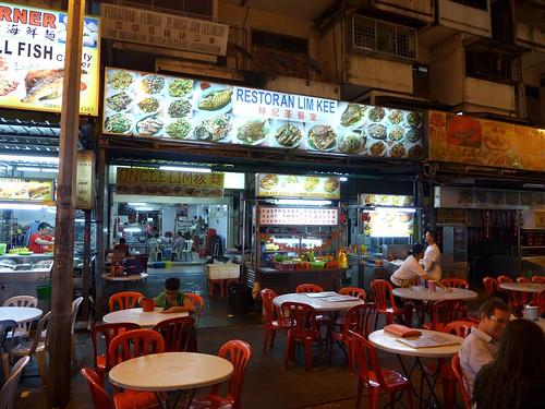 Jalan Alor Lim Kee Restaurant